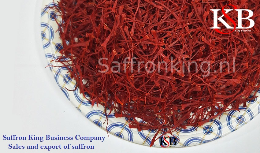 Selling saffron for export