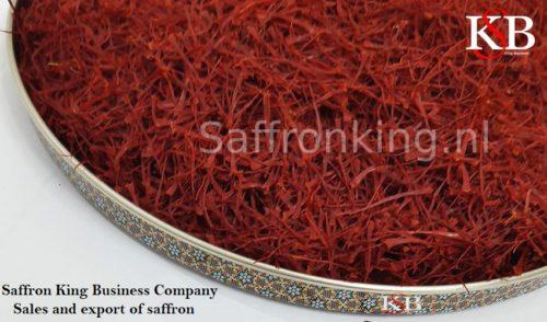 Saffron for the Italian market