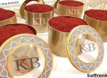 Inkoop Iraanse saffraan per kilo