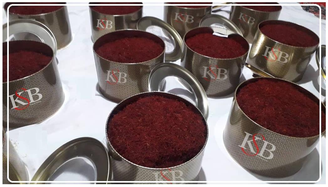 Prijzen van saffraan in Nederland
