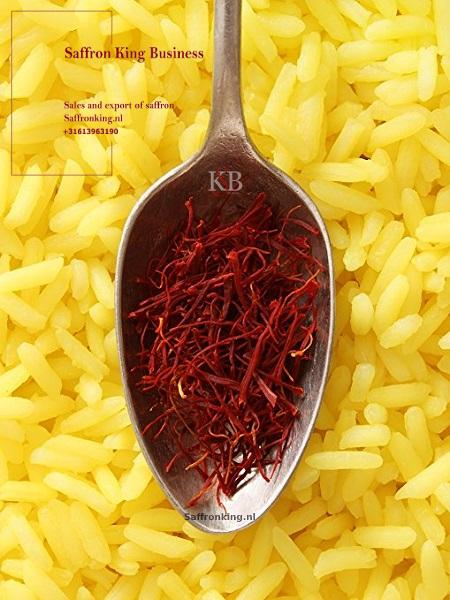 Price of saffron per kilo
