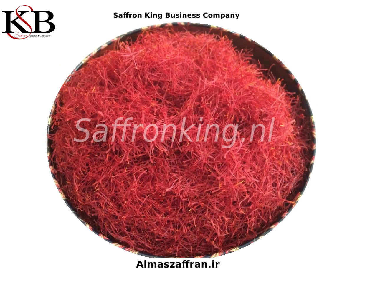 Sales price of exporting saffron