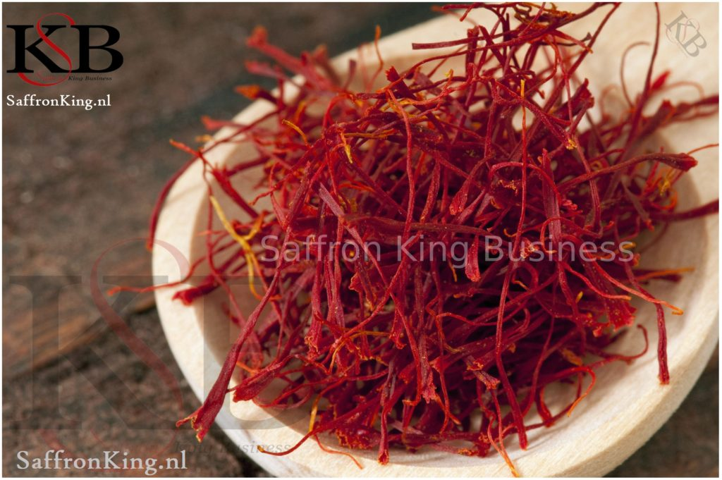 But you will find it easy to make major sales of saffron because: