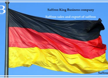 Saffron sales Germany