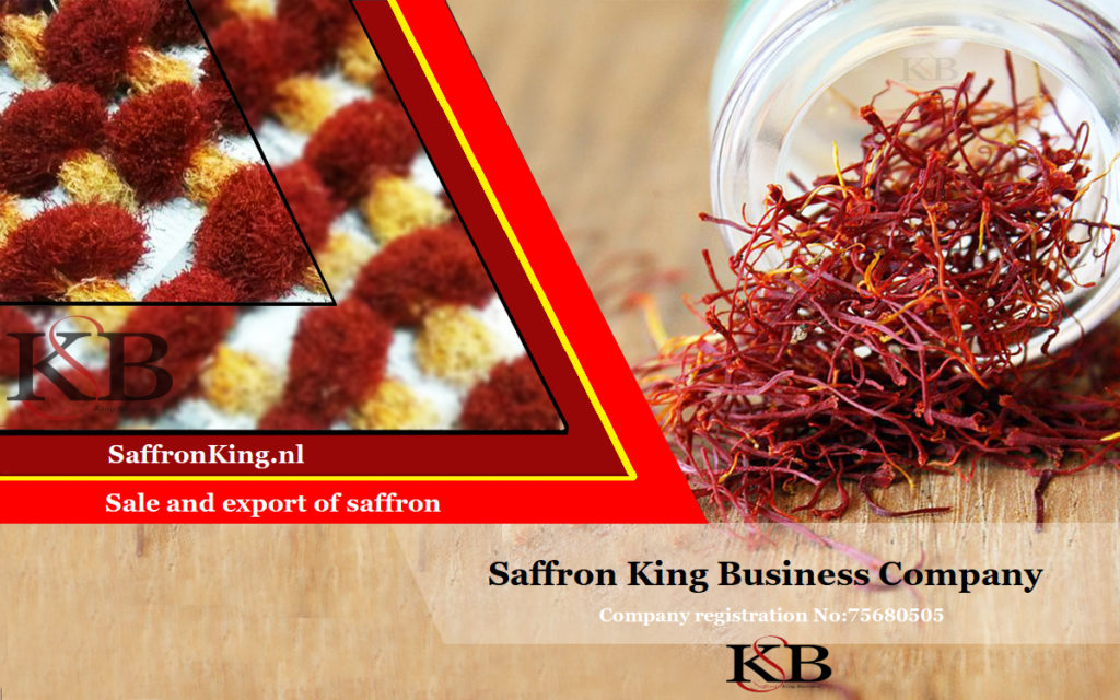 Saffron price and Saffron sales in European markets