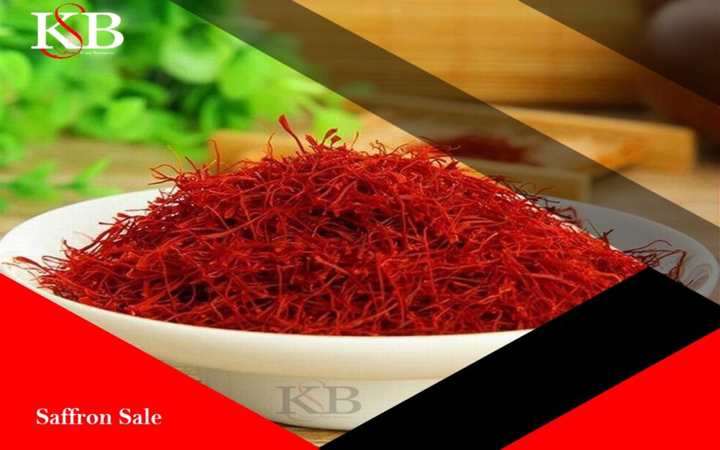 saffron in Arabic Market