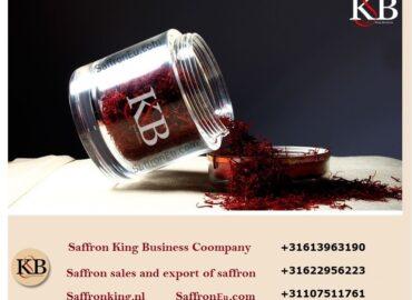 Afghan saffron prices and saffron sales