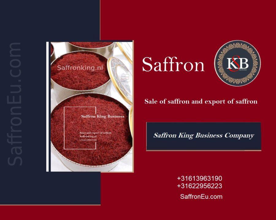 saffron imports