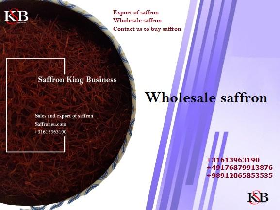 prijs van saffraan