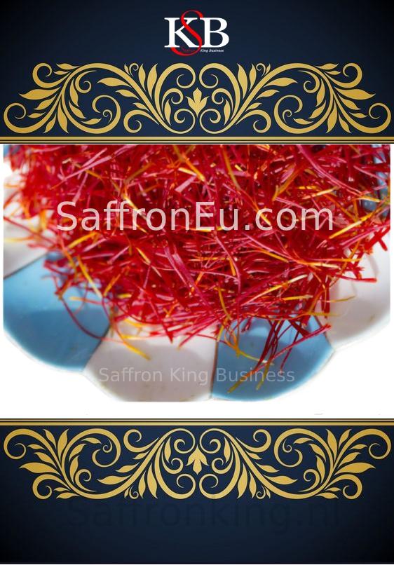 Aankoopprijs saffraan en verkoopprijs saffraan 980€ saffraan in Europa