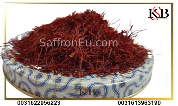 Prijzen van saffraan in Spanje