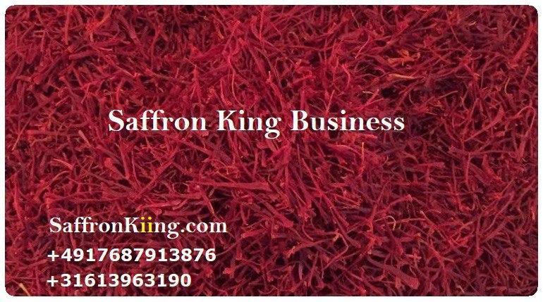 Groothandelsprijs van saffraan in bulk
