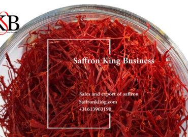 Selling price of saffron in Spain, Spanish saffron exports, Corona's impact on the Spanish economy, Wholesale price of saffron per kg 853€