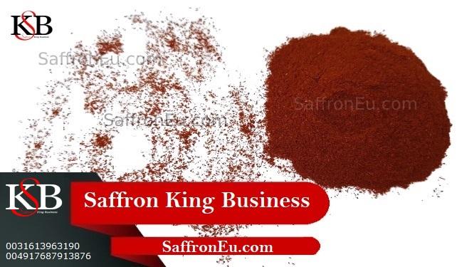 Wat kost een kilo saffraan?