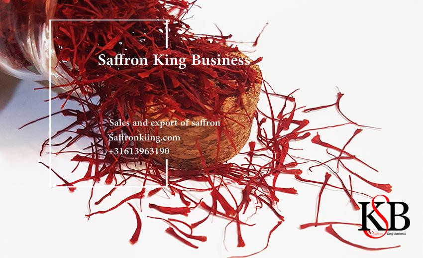 Teelt van saffraan in Afghanistan en verkoop van saffraan in bulk