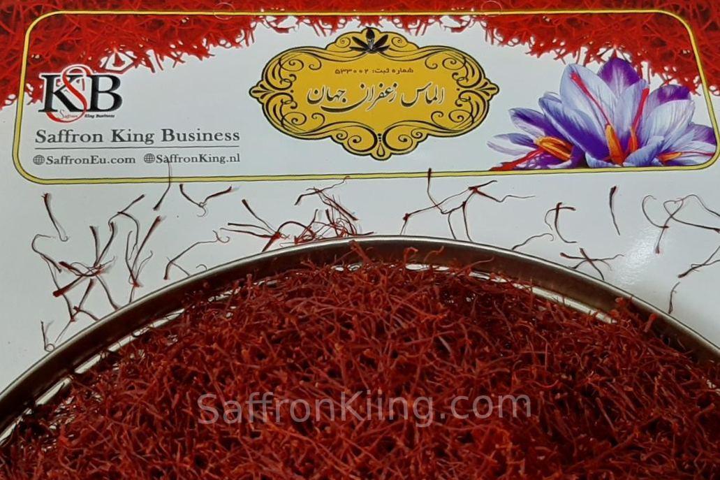 verkoop van de saffraan en saffraanprijs