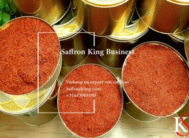 De prijs van saffraan