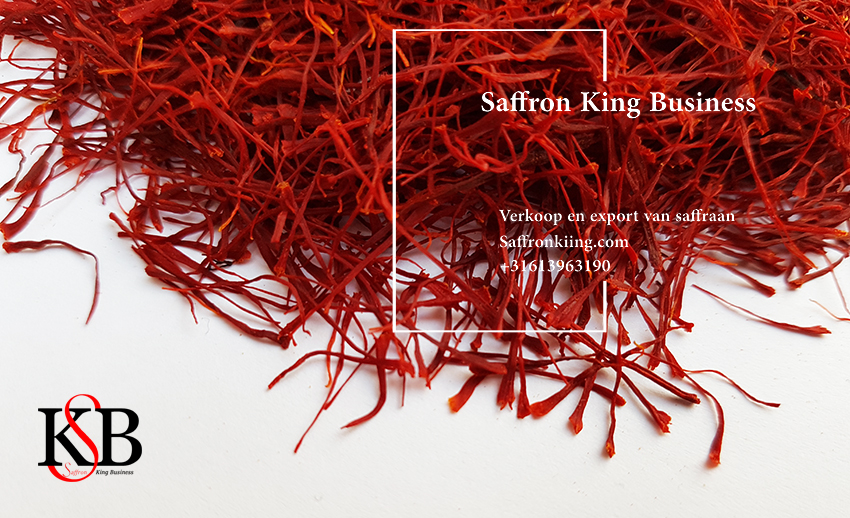 Koop de beste saffraan voor export