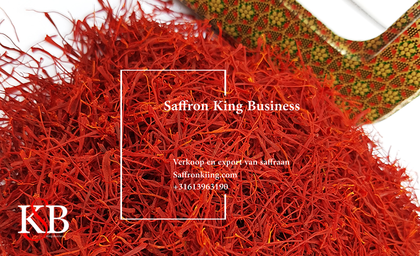 Wholesale saffron in the Netherlands