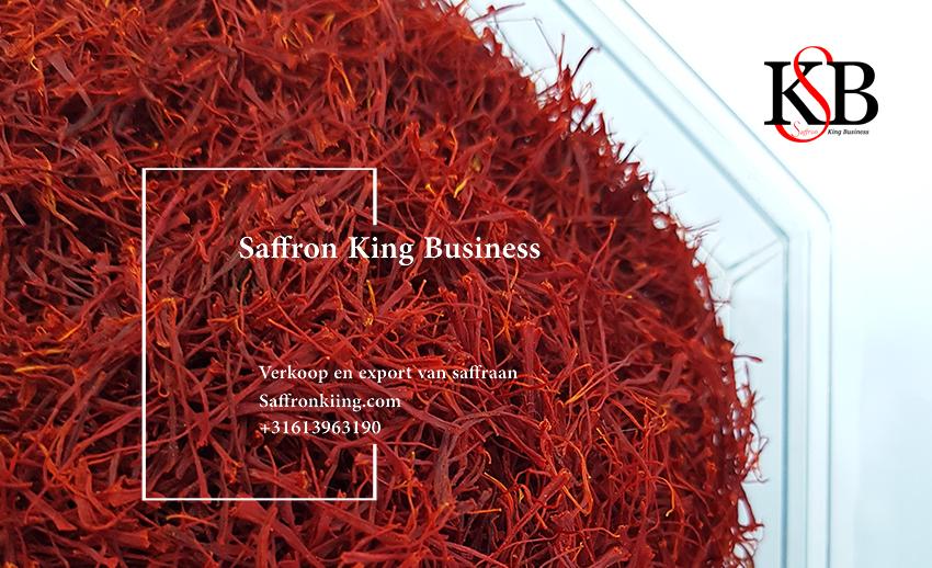 De grootste afnemers van saffraan
