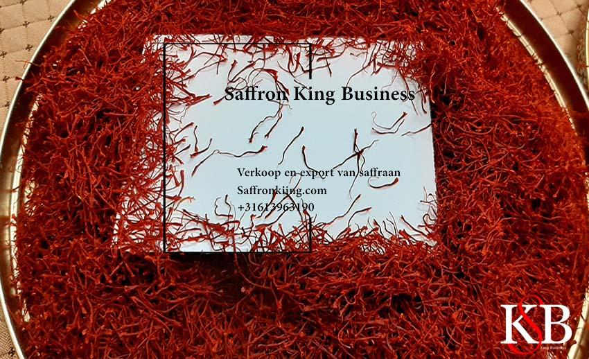 Koop saffraan en de prijs van verschillende soorten saffraan