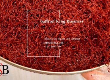 Aankoopprijs van Iraanse saffraan in 2021 bulk saffraan op de markt 980 €