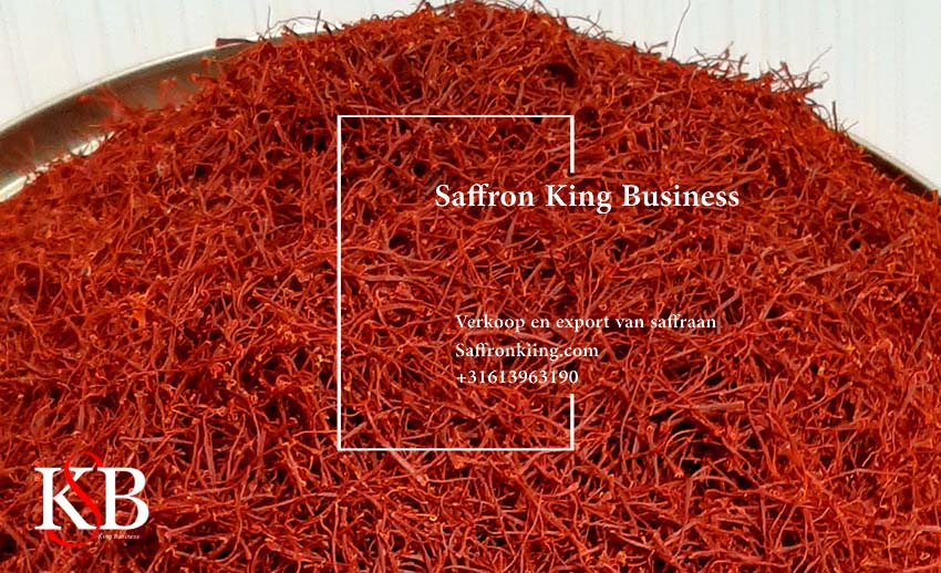 It is wise to make major sales of saffron