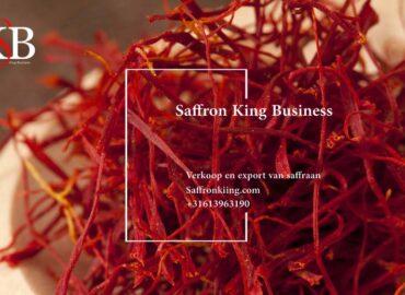 Verkoop van pure saffraan