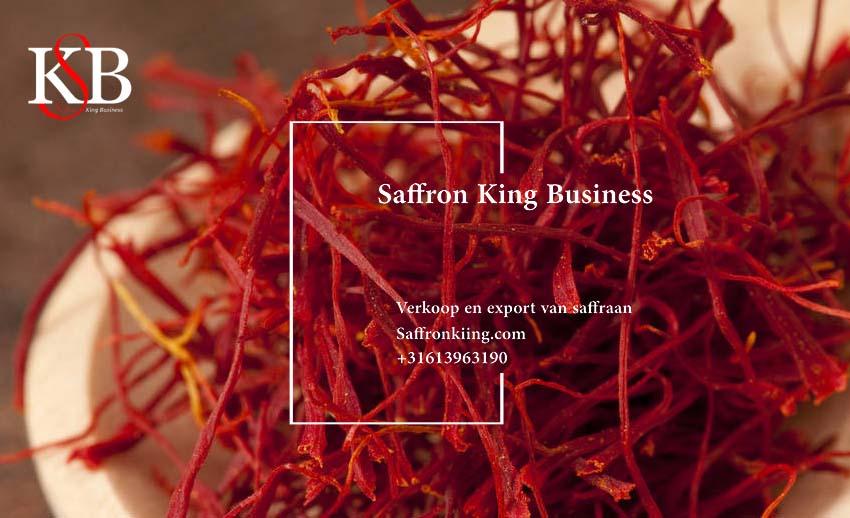Top saffraan merk van Nederland