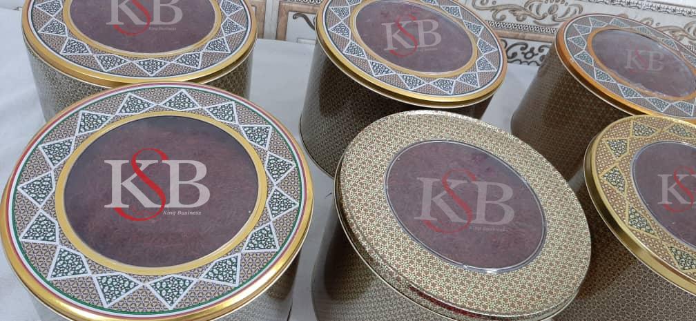 Export van saffraan en verkoop van saffraan in bulk