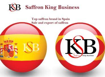 Top saffraan merk in Spanje