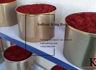 Verkoopprijs van saffraan in bulk