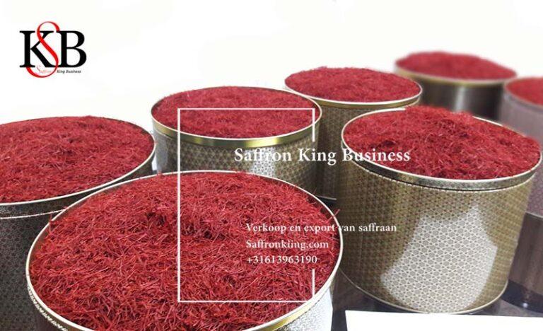 Types of bulk saffron