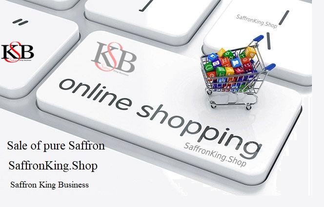 Koop saffraan in de online winkel