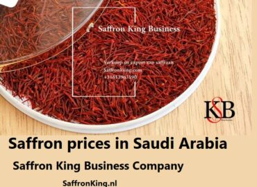 Saffron prices in Saudi Arabia