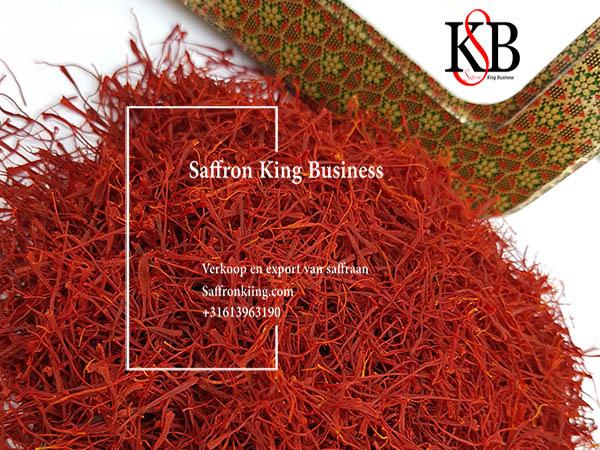 Sales price of exporting saffron per kilo in Iran