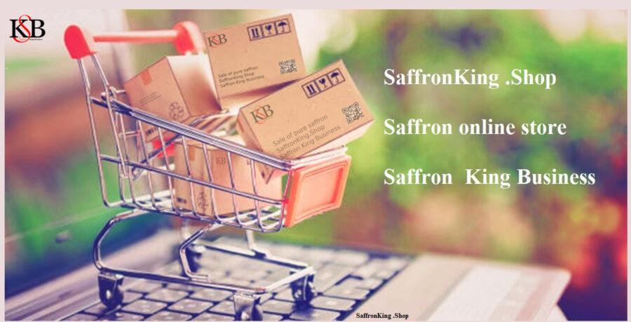 Saffraan online winkel