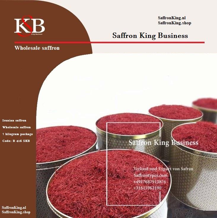 Buying bulk saffron