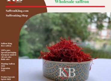 Groothandel kwaliteit saffraan