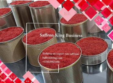 Groothandelsprijs van saffraan