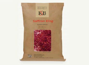 Prijs van saffraan in gram