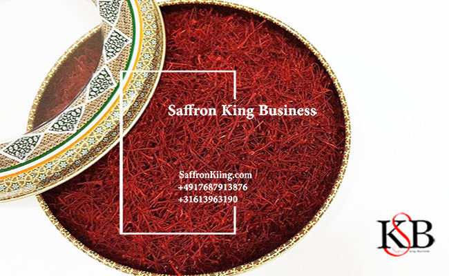 The price of each type of saffron