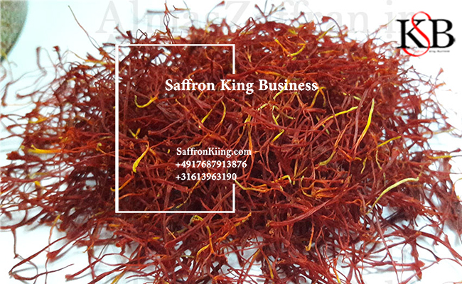 the originality of saffron?