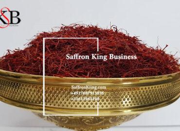 Export van saffraan