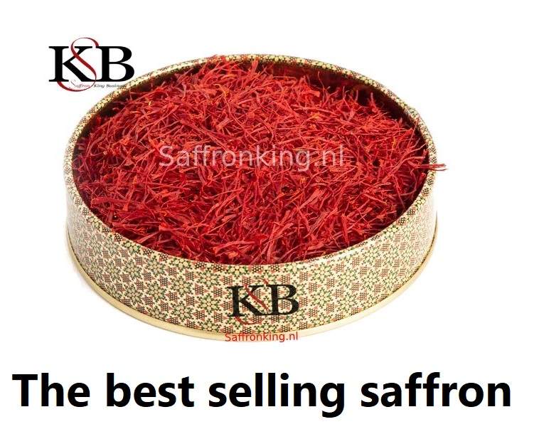 The best selling saffron