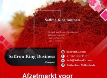 Afzetmarkt voor saffraan in Duitsland en saffraanprijzen