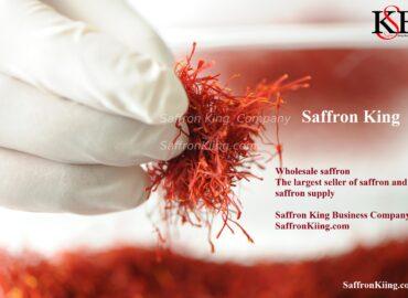 Wat is de prijs van saffraan in bulk?