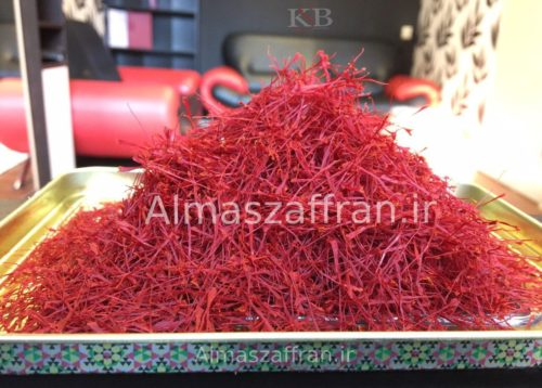 Sale and Export of saffron