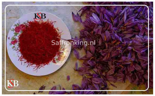 Selling of first class organic saffron