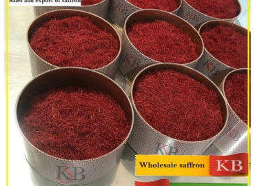 Price of exporting Saffron Iranian